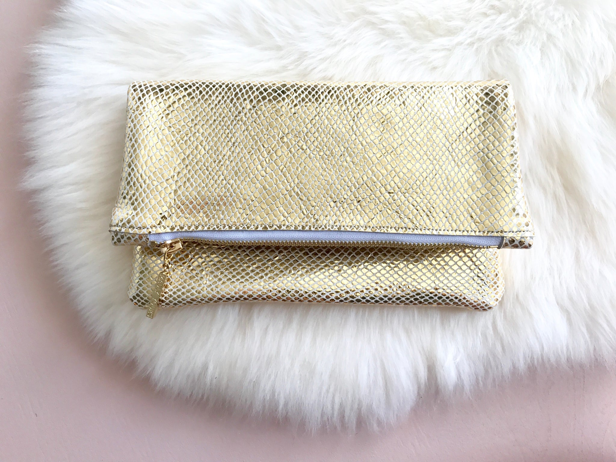 The GOLDIE Clutch