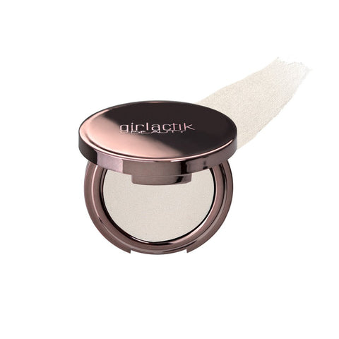 Girlactik Chic Shine Highlighter ( star silver )