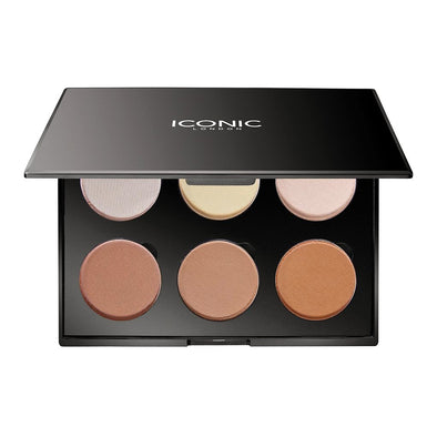 ICONIC LONDON Multi Use Powder Contour Palette