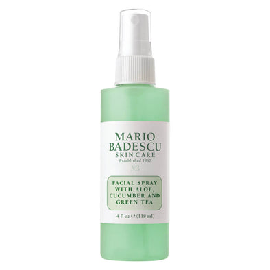 Mario Badescu FACIAL SPRAY WITH ALOE, CUCUMBER AND GREEN TEA (4oz)