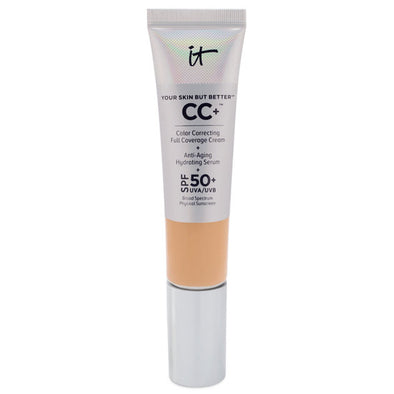 IT COSMETICS Your Skin But Better CC+ Cream with SPF 50+  ( Medium Tan )
