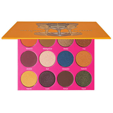 Juvia's Place NUBIAN 2ND EDITION PALETTE (YELLOW)