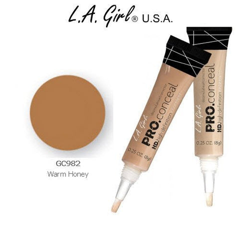 LA Girl concealer ( warm honey 82 )