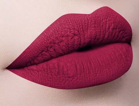 Dose of Colors matte lipstick - Talk Is Chic