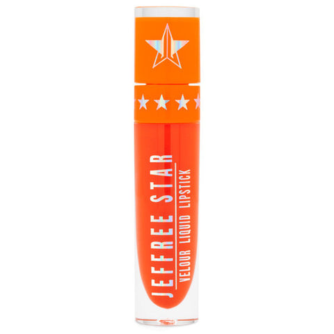 JEFFREE STAR Velour Liquid Lipstick - Coral Fixation