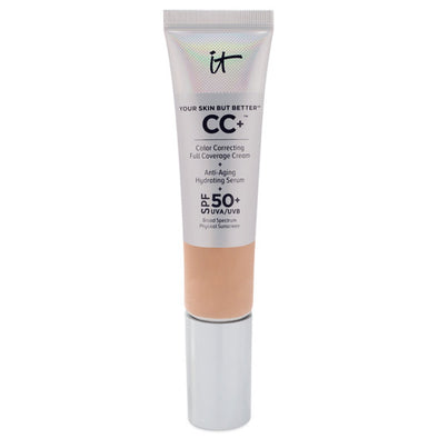 IT COSMETICS Your Skin But Better CC+ Cream with SPF 50+  ( Tan )