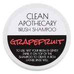 Clean Apothecary Brush Shampoo - Grapefruit