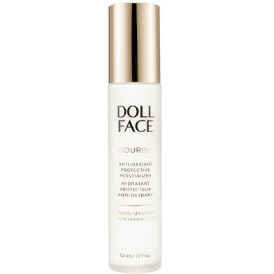 Doll Face Beauty Nourish Anti-Oxidant protective Moisturizer