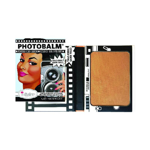 The Balm PHOTOBALM® Powder Foundation ( medium dark )