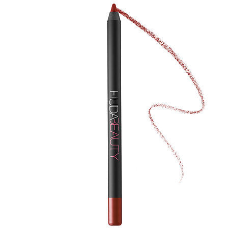 HUDA BEAUTY Lip Contour Matte Pencil ( cheerleader )