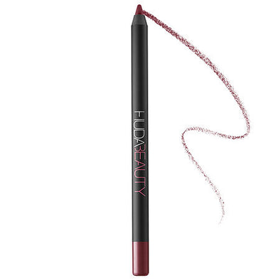 HUDA BEAUTY Lip Contour Matte Pencil ( Famous )