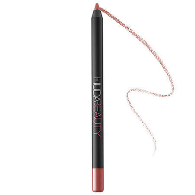 HUDA BEAUTY Lip Contour Matte Pencil ( Bombshell )