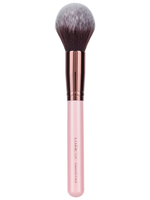 LUXIE ROSE GOLD TAPERED FACE BRUSH 520
