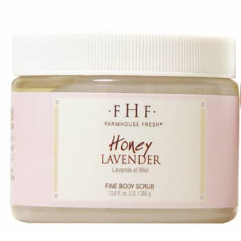 FarmHouse Fresh -  Honey-Lavender Fine Grain Salt Scrub