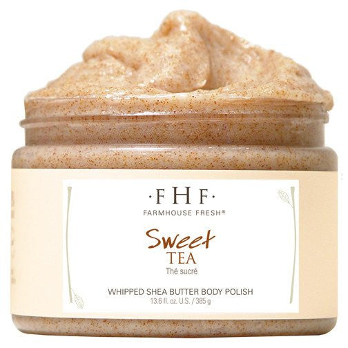 FarmHouse Fresh -  Sweet Tea Whipped Body Scrub