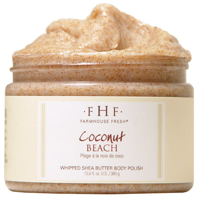 FarmHouse Fresh -  Coconut Beach Body Scrub