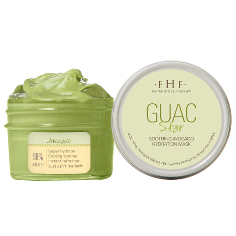 FarmHouse Fresh - Guac Star - Soothing Avocado Hydration Mask