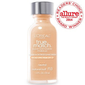 L'oreal True Match™ Super Blendable Makeup ( natural buff N3 )