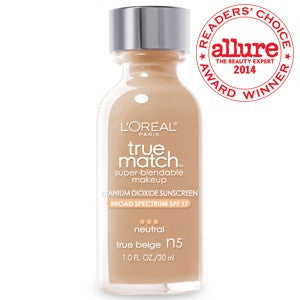 L'oreal True Match™ Super Blendable Makeup ( true beige N5 )