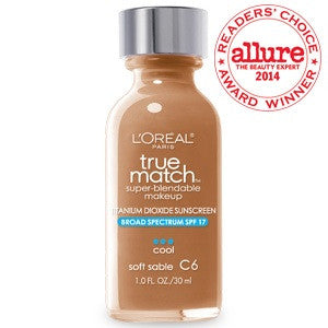 L'oreal True Match™ Super Blendable Makeup ( soft sable C6 )
