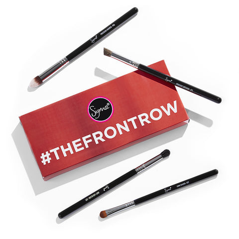 Sigma Beauty - #THEFRONTROW