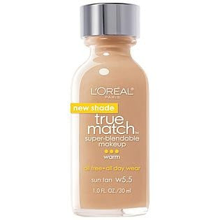 L'oreal True Match™ Super Blendable Makeup ( suntan w5.5 )