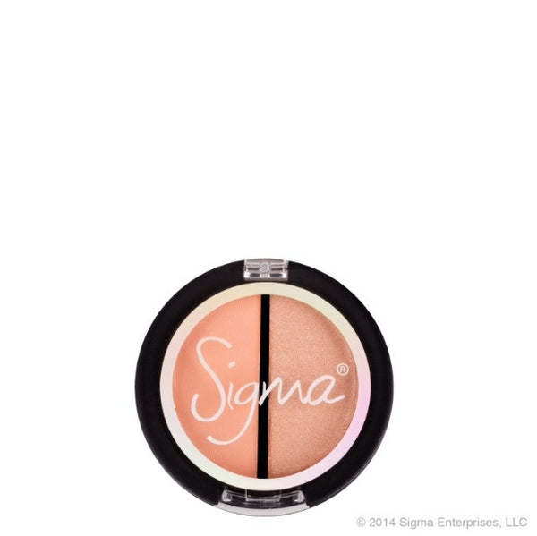 SIgma - BROW HIGHLIGHT DUO - GODDESS GLOW