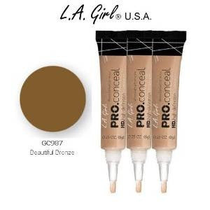 LA Girl concealer ( beautiful bronze 87 )