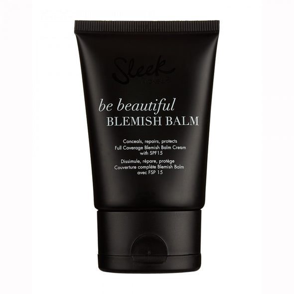 Sleek Be beautiful blemish BB cream ( dark )