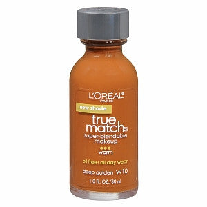 L'oreal True Match™ Super Blendable Makeup ( deep golden W10 )