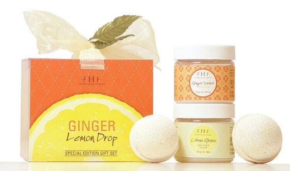 FarmHouse Fresh - Ginger Lemon Drop Special Edition Gift Set