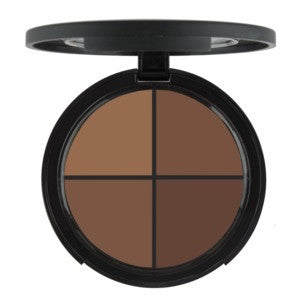 Motives color perfection quad (dark)