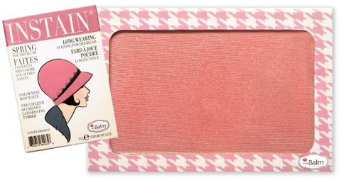 The Balm blush (Houndstooth)