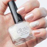 Ciate Shell Manicure ( wish upon a star )