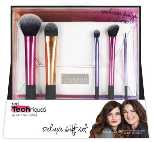 Real Techniques Duluxe Gift Set