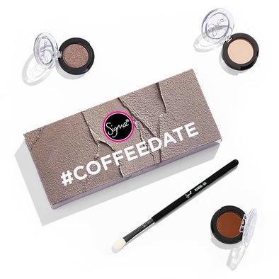 Sigma Beauty - #COFFEEDATE