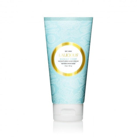 Lalicious weightless SUGAR REEF HAND CREAM