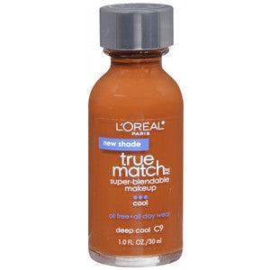 L'oreal True Match™ Super Blendable Makeup ( deep cool C9 )
