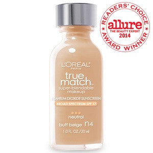 L'oreal True Match™ Super Blendable Makeup ( buff beige N4 )