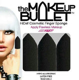 The makeup bullet sponge ( Pack of 3 )