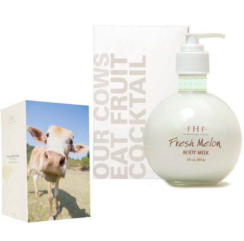 FarmHouse Fresh -  Fresh Melon Body Milk Lotion