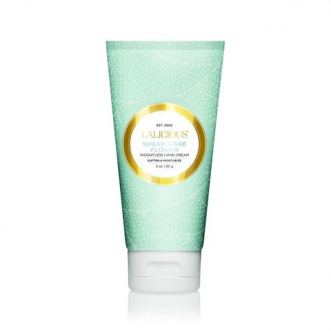 Lalicious weightless SUGAR TIARE FLOWER HAND CREAM