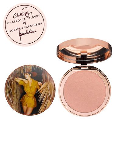 Charlotte Tilbury DREAMY GLOW HIGHLIGHTER Illuminating Youth Powder