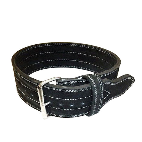 Single Prong Powerlifting 10mm Belt - Black - Flexz Fitness - 1