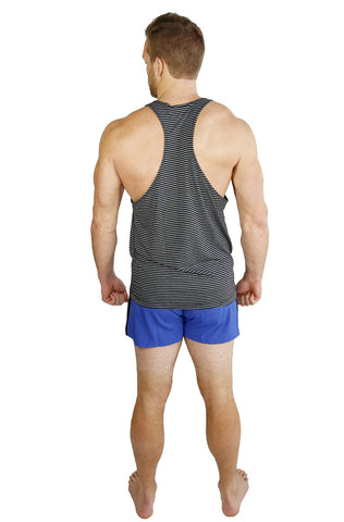 No Pain No Gain Singlet - Flexz Fitness - 3