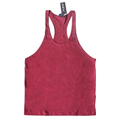 Solid Singlet Racerback - Purple - Flexz Fitness
