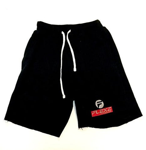 Gym Sweatshorts - Black - Flexz Fitness - 1