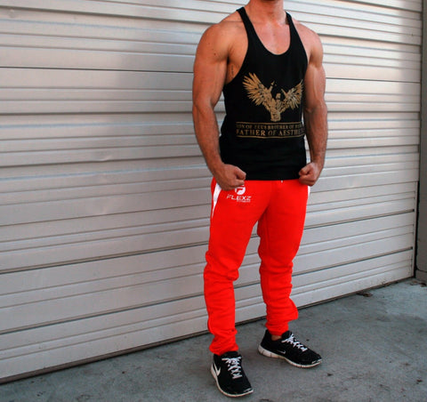 ZYZZ Father of Aesthetics - Black/Gold - Flexz Fitness - 3