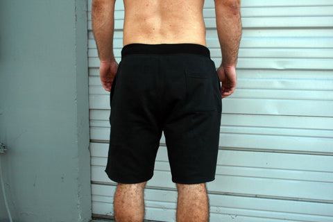 Gym Sweatshorts - Black - Flexz Fitness - 3