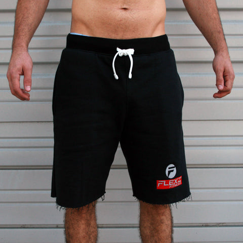 Gym Sweatshorts - Black - Flexz Fitness - 2